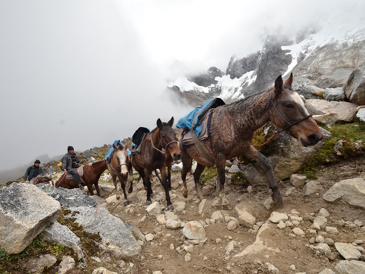 Salkantay Trail - Responsible People